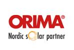 Orima Nordic Solar partner